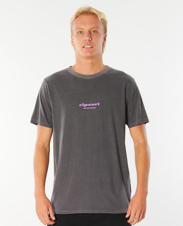 RIP CURL RE:SEARCH LOGO CTEPP9-8264 T-SHIRT SHORT SLEEVE (M)