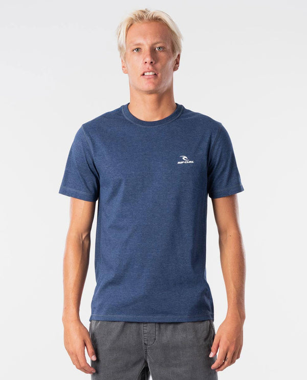 Rip Curl Pivot Tee CTETH2-3277 T-Shirt Short Sleeve (M)