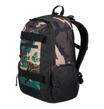 DC THE BREED EDYBP03170-GRW6 BACKPACK (M)