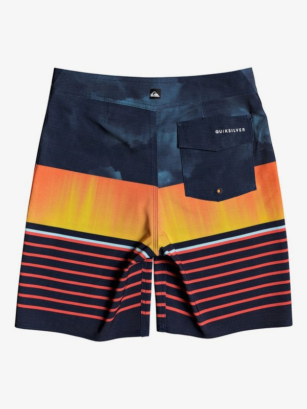 "Quiksilver Highline Swell Vision 17"" EQBBS03427-BYK6 Boardshort Young Boys"