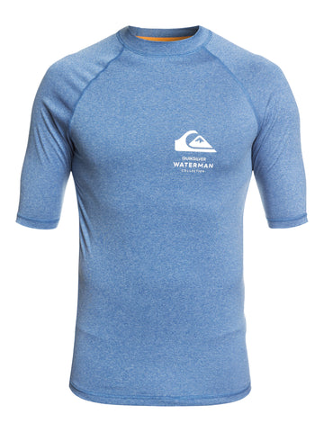 QUIKSILVER SEADOGLS EQMWR03060-BLGH RASH GUARD LONG SLEEVE (M)