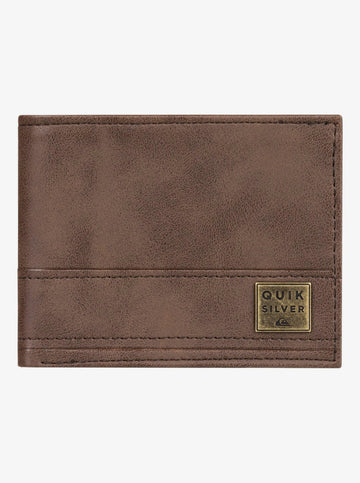 QUIKSILVER NEW STITCHY WAL M EQYAA03900-CSD0 WALLET (M)