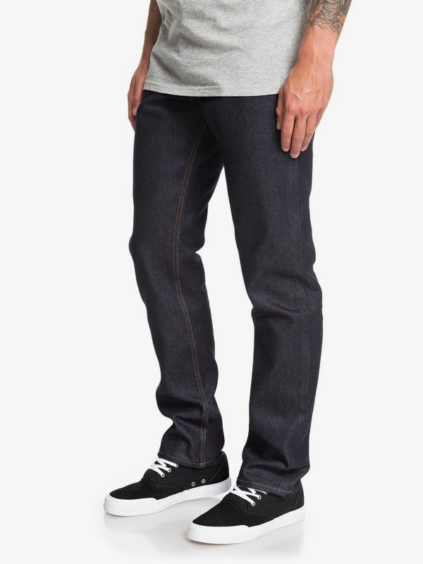 Quiksilver Revolver Rinse EQYDP03400-BSNW Denim Pant (Jeans)