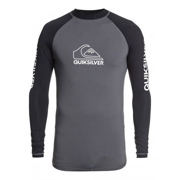 Quiksilver Ontourls EQYWR03216-KZM0 Rash Guard Long Sleeve (m)