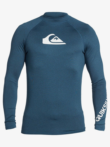 QUIKSILVER ALLTIMLS EQYWR03240-BSMH RASH GUARD LONG SLEEVE (M)