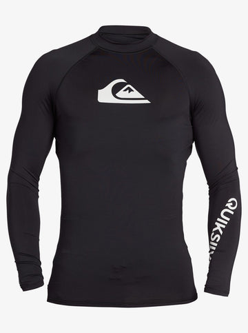 QUIKSILVER ALLTIMLS EQYWR03240-KVJ0 RASH GUARD LONG SLEEVE (M)