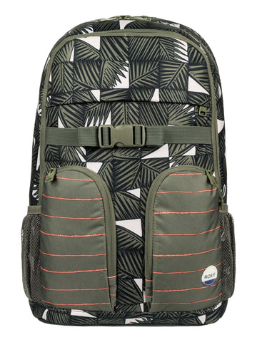 ROXY TAKE IT SLOW ERJBP03545-GPB7 BACKPACK (W)