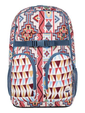 ROXY TAKE IT SLOW ERJBP03545-NDS7 BACKPACK (W)