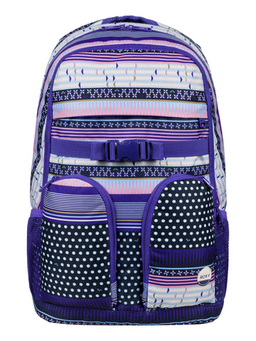 ROXY TAKE IT SLOW ERJBP03545-XMBB BACKPACK (W)