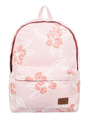 ROXY SUGAR BB CANVAS ERJBP04120-MFC7 BACKPACK (W)