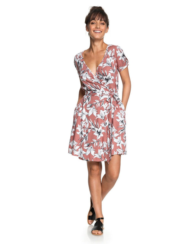 Roxy Monument View ERJWD03249-MMG6 Dress Knee Lenght(W)