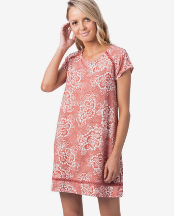 Rip Curl Tide GDRHP1-530 Dress Knee Length (W)