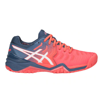 Asics Gel Resolution E751Y.701 Tennis Shoes (w)
