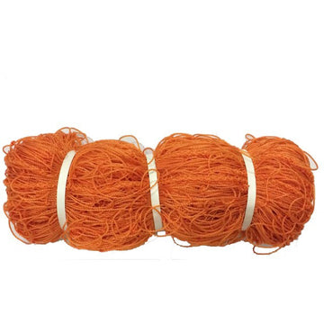 Molten Sn20/Orange Goal Net Football (Pair)