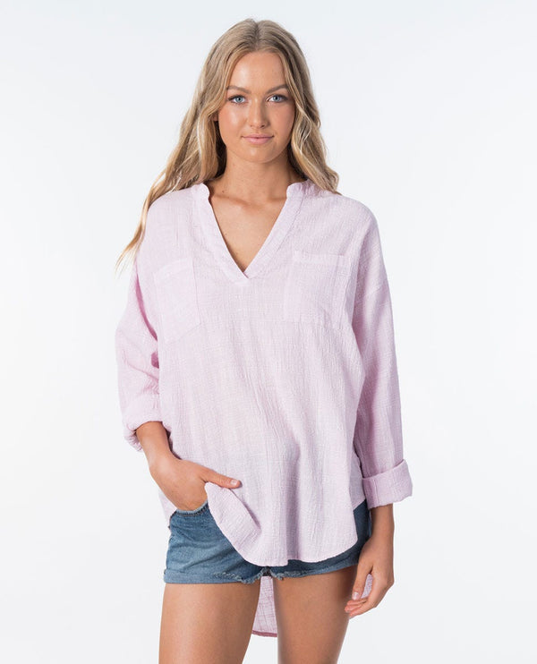 Rip Curl Koa Ii BEACH Shirt GSHFQ1-773 Shirt Long Sleeve (W)