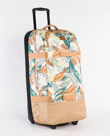 RIP CURL F-LIGHT GLOBAL TROPIC SOL LTRJL1-1000 ROLLING LUGGAGE (W)