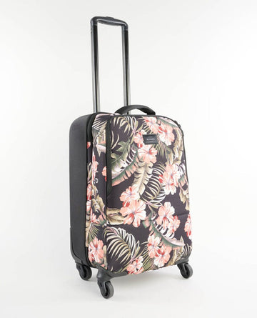 RIP CURL F-LIGHT 4 WHEEL 45L LEILA LTRKB1-0090 ROLLING LUGGAGE (W)