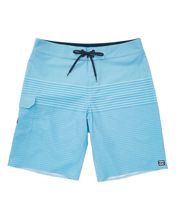 Billabong All Day Heather Stripe Pro M134TBAH-BLU Boardshort (m)