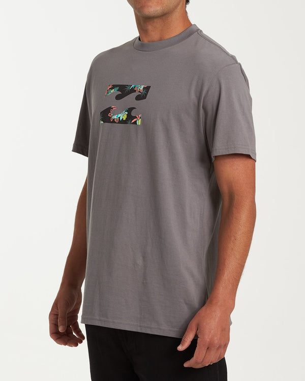 Billabong Team Wave M404WBTW-PEW T-Shirt Short Sleeve (M)