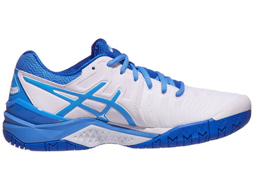 Asics Gel-Resolution E751Y-101 Tennis Shoes (W)