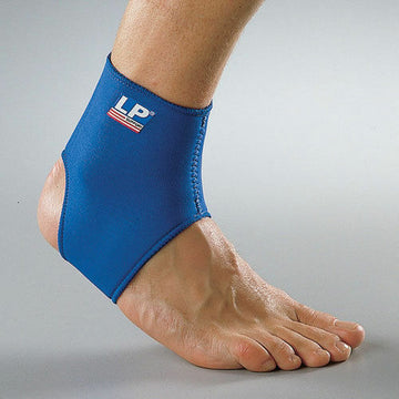 Lp Blue Ankle Support