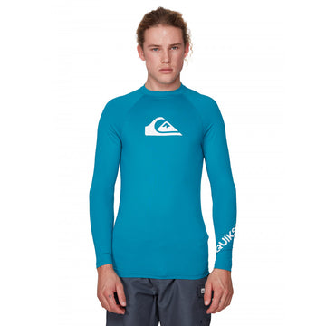 Quiksilver UQYWR03098-BRN0 Rash Guard Long Sleeve (M)