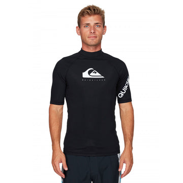 QUIKSILVER ALLTIMSS UQYWR03099-KVJ0 RASH GUARD SHORT SLEEVE (M)