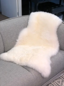 Long Sheepskin Rug (one piece)