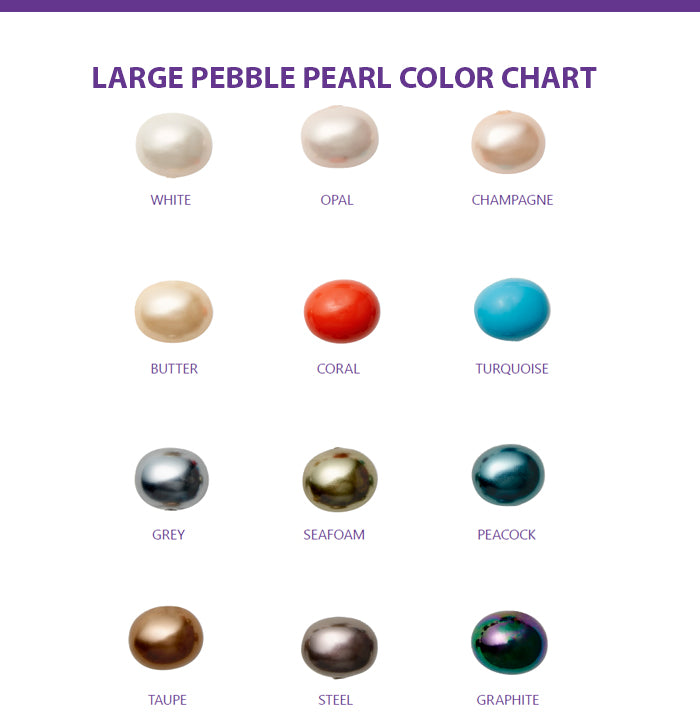 large pebble pearls