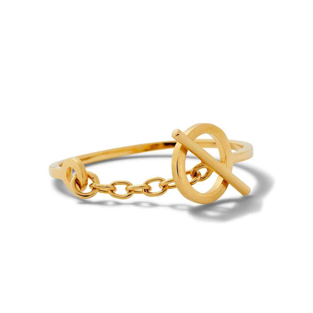 Ring Toggle Bangle