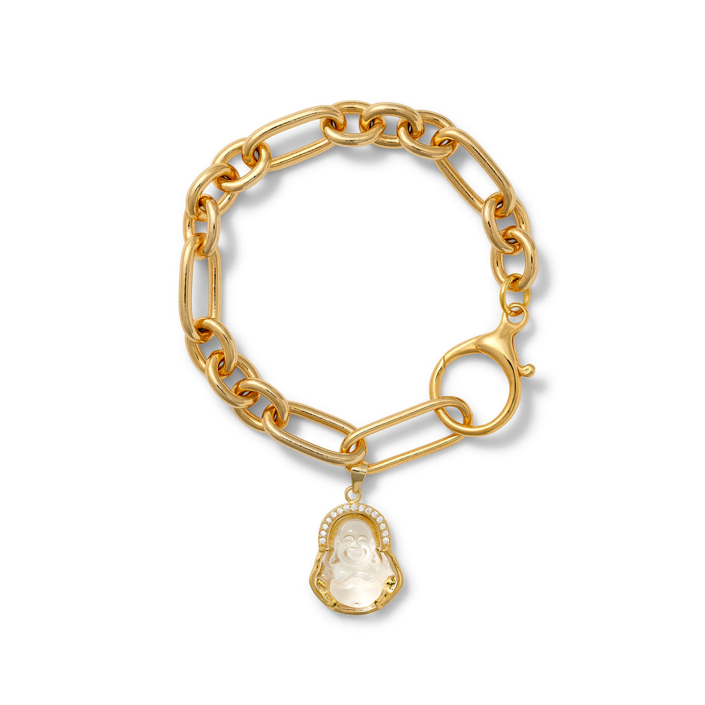 Load image into Gallery viewer, Buddha Baby Bracelet