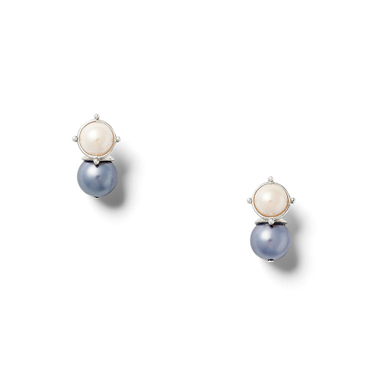 Load image into Gallery viewer, Periwinkle Lady Earring