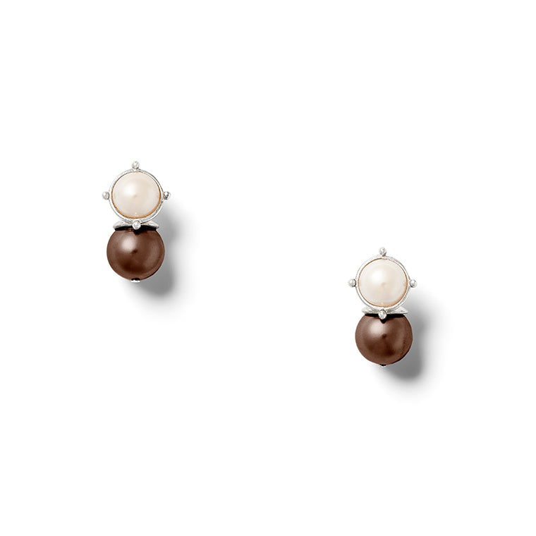 Load image into Gallery viewer, Cappuccino Lady Earring