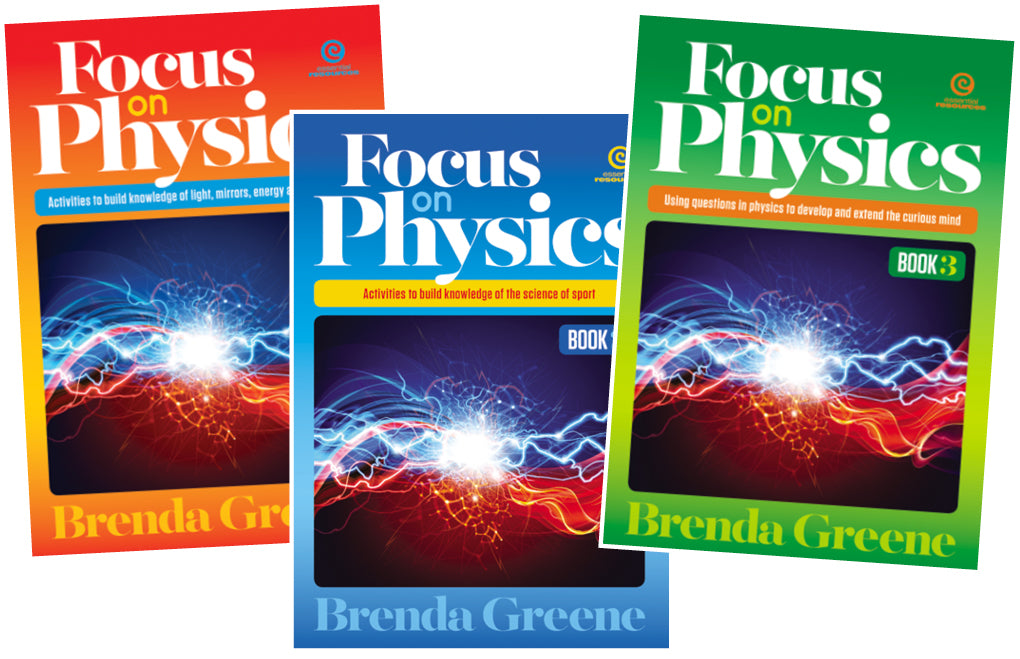 Focus on Physics Series, Science, Biology, Physics, Chemistry, Earth Science, Teaching Resources, Book, Bright Education Australia