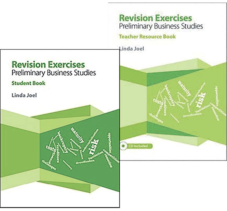 Revision Exercises: Preliminary Business Studies Student & Teacher Book Set