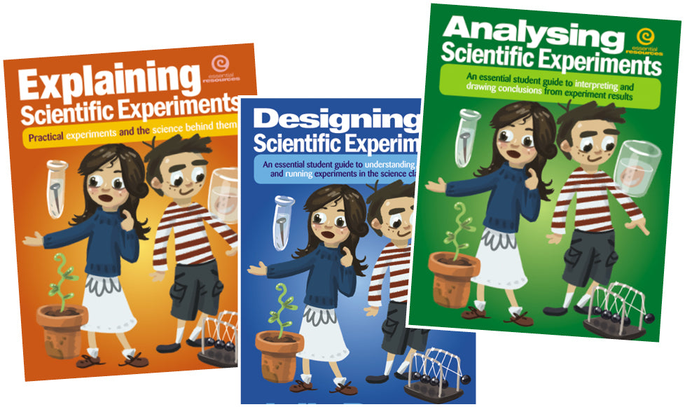 Analysing Scientific Experiments, Science, Biology, Physics, Chemistry, Earth Science, Teaching Resources, Poster, Bright Education Australia