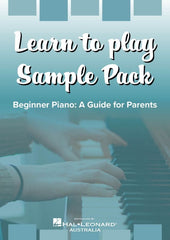 learn to play, hal leonard, sample pack, piano, home schooling, lockdown, music, instrument, bright education australia, teaching resources