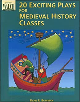 Bright Education Australia, Teacher Resources, Book, History, 20 Exciting Plays for Medieval History