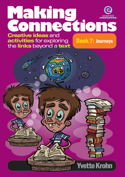 Making Connections Bk 7: Journeys, Bright Education Australia, Book, Grammar, English, School Materials, Games, Puzzles, Activities, Teaching Resources, Exams