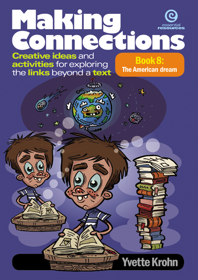 Making Connections Bk 8 The American Dream, Bright Education Australia, Book, Grammar, English, School Materials, Games, Puzzles, Activities, Teaching Resources, Exams
