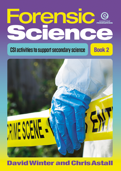 Forensic Science Book 2: CSI Activities to Engage Learners, Science, Biology, Physics, Chemistry, Earth Science, Teaching Resources, Book, Bright Education Australia