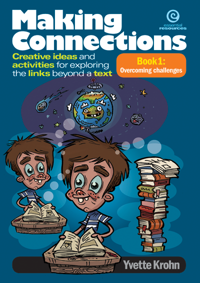 Making Connections Book 1 Overcoming Challenges, Bright Education Australia, Book, Grammar, English, School Materials, Games, Puzzles, Activities, Teaching Resources, Exams
