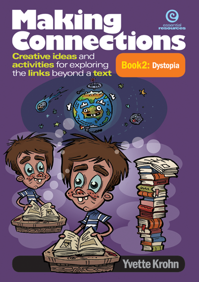 Making Connections Bk 2: Dystopia, Bright Education Australia, Book, Grammar, English, School Materials, Games, Puzzles, Activities, Teaching Resources, Exams