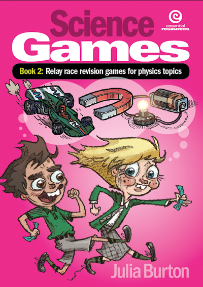 Science Games Book 2 Physics: Relay Race Revision Games for Physics Topics, Science, Biology, Physics, Chemistry, Earth Science, Teaching Resources, Book, Bright Education Australia