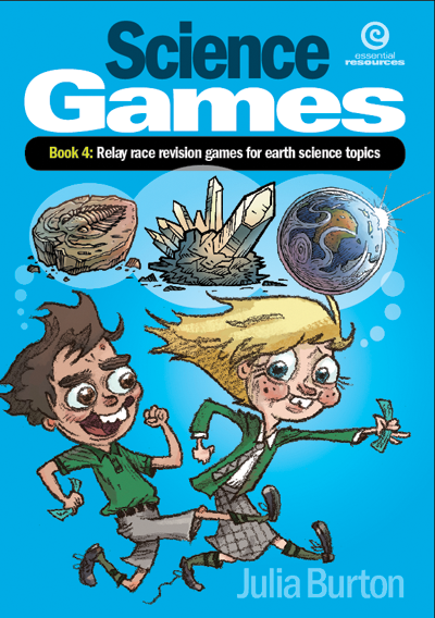 Science Games Book 4 Earth Science: Relay Race Revision Games for Earth Science Topics, Science, Biology, Physics, Chemistry, Earth Science, Teaching Resources, Book, Bright Education Australia