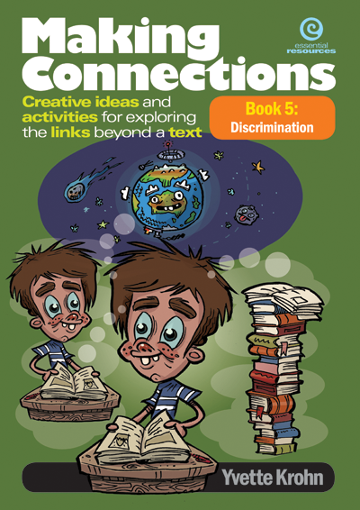 Making Connections Book 5 Discrimination, Bright Education Australia, Book, Grammar, English, School Materials, Games, Puzzles, Activities, Teaching Resources, Exams