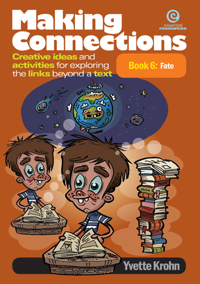 Making Connections Bk 6: Fate, Bright Education Australia, Book, Grammar, English, School Materials, Games, Puzzles, Activities, Teaching Resources, Exams