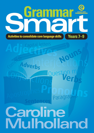 Grammar Smart: Activities to Consolidate Core Language Skills, Bright Education Australia, Book, Grammar, English, School Materials, Games, Puzzles, Activities, Teaching Resources