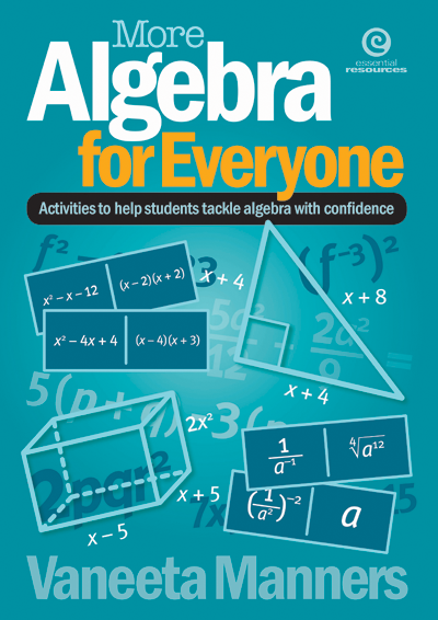 Bright Education Australia, Teacher Resources, Maths, Books, More Algebra for Everyone