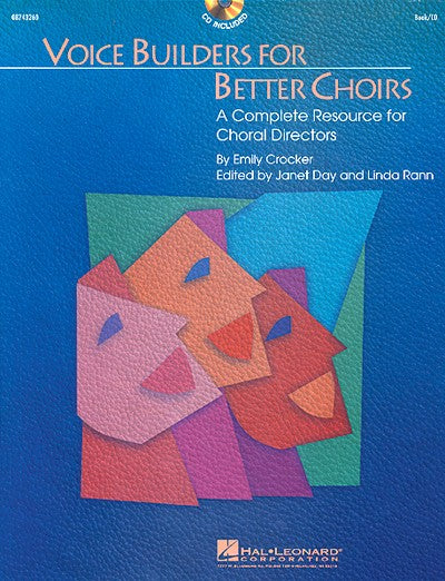Bright Education Australia, Teacher Resources, Music, Book, CD, Singing, Vocal, Vocalist, Voice Builders for Better Choir
